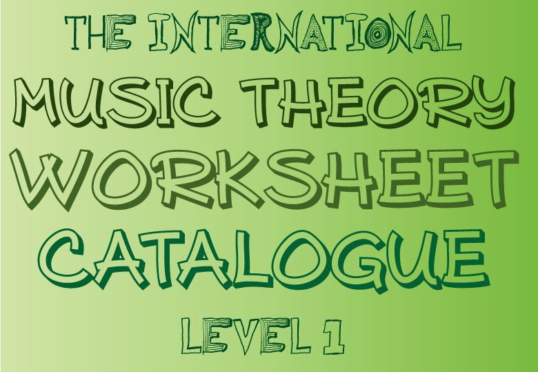 Music-Theory-Worksheet-Catalogue-level-1