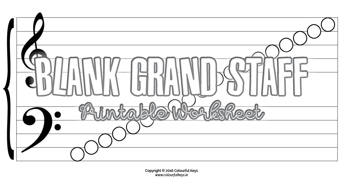 grand staff blank notes worksheet for note naming practice