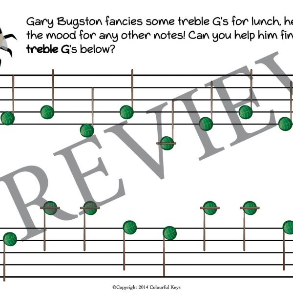 buggy bugston primer level worksheet 10