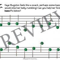 buggy bugston primer level worksheet 12