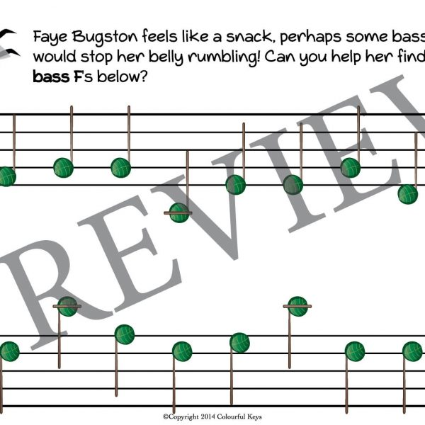 buggy bugston primer level worksheet 12