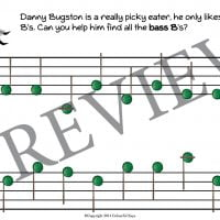 buggy bugston primer level worksheet 15