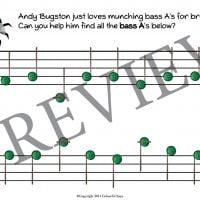 buggy bugston primer level worksheet 19