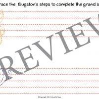buggy bugston primer level worksheet 7