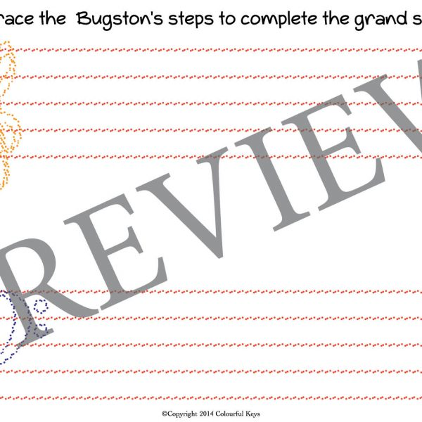 buggy bugston primer level worksheet 7