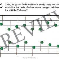 buggy bugston primer level worksheet 9