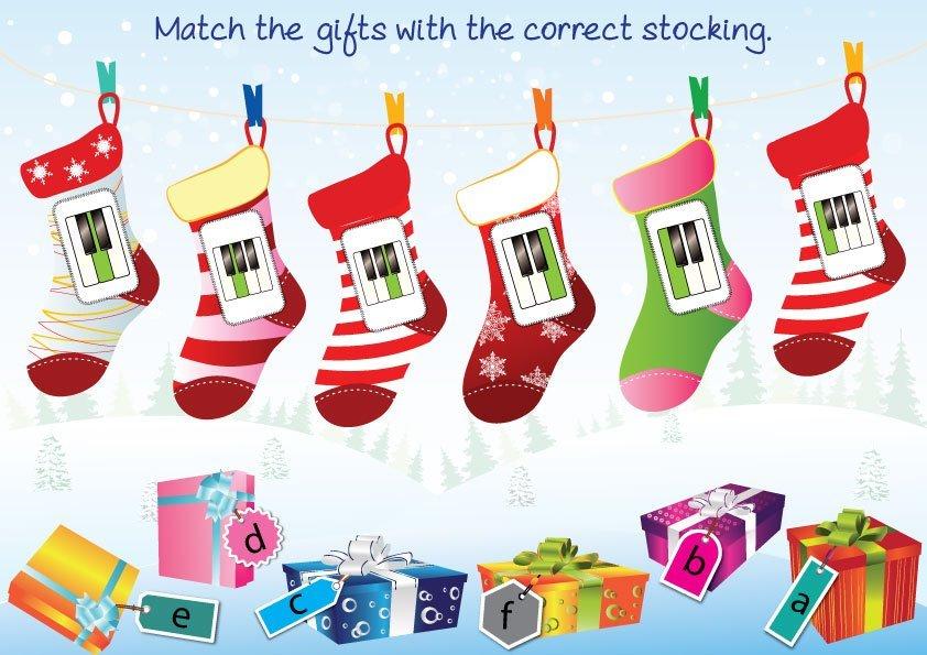stocking-keys
