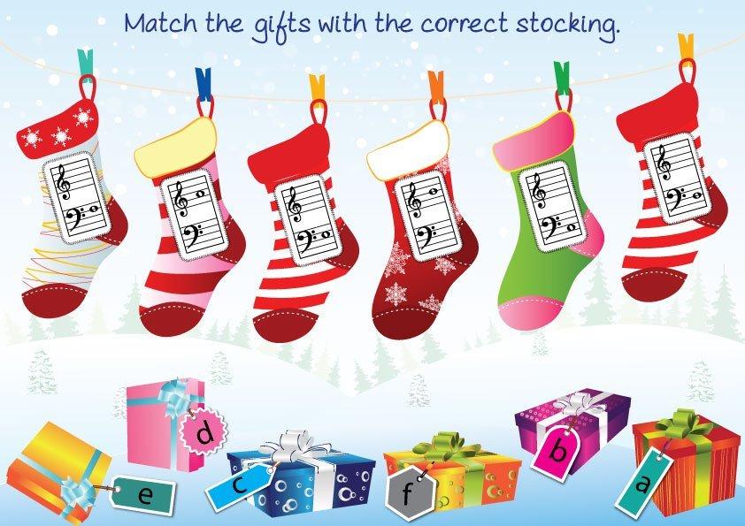 stocking-notes