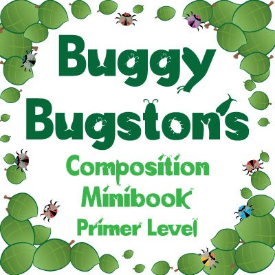 buggy bugston primer level music composition book