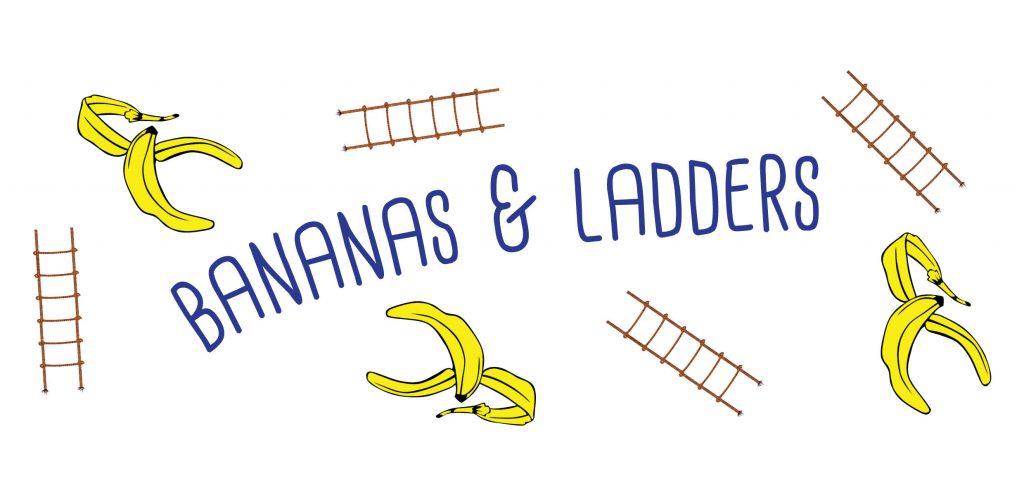 bananas and ladders