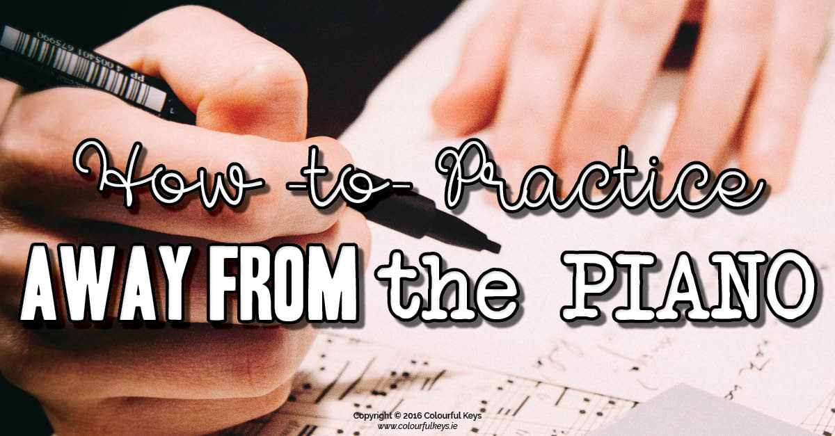 Practice without a piano