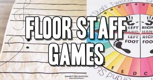 Grand staff games