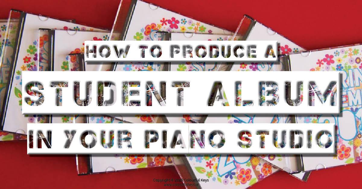 Piano studio album