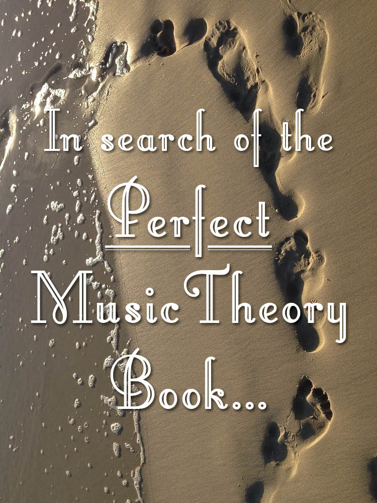 The perfect music theory workbook