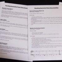 Haunting Harmonies Instructions