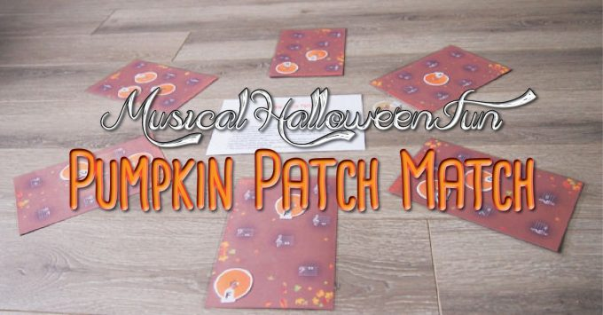 Pumpkin Patch Match – Spooky Halloween Fun for Group Lessons this October