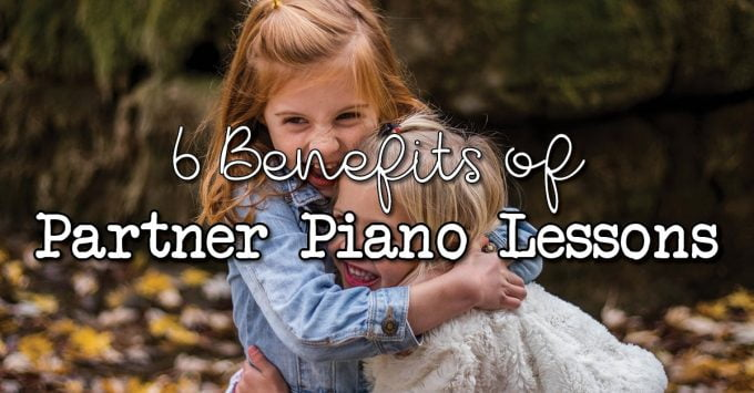 6 Benefits of Partner Piano Lessons for Piano Students and Teachers