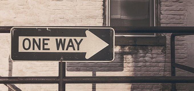 one way key objective