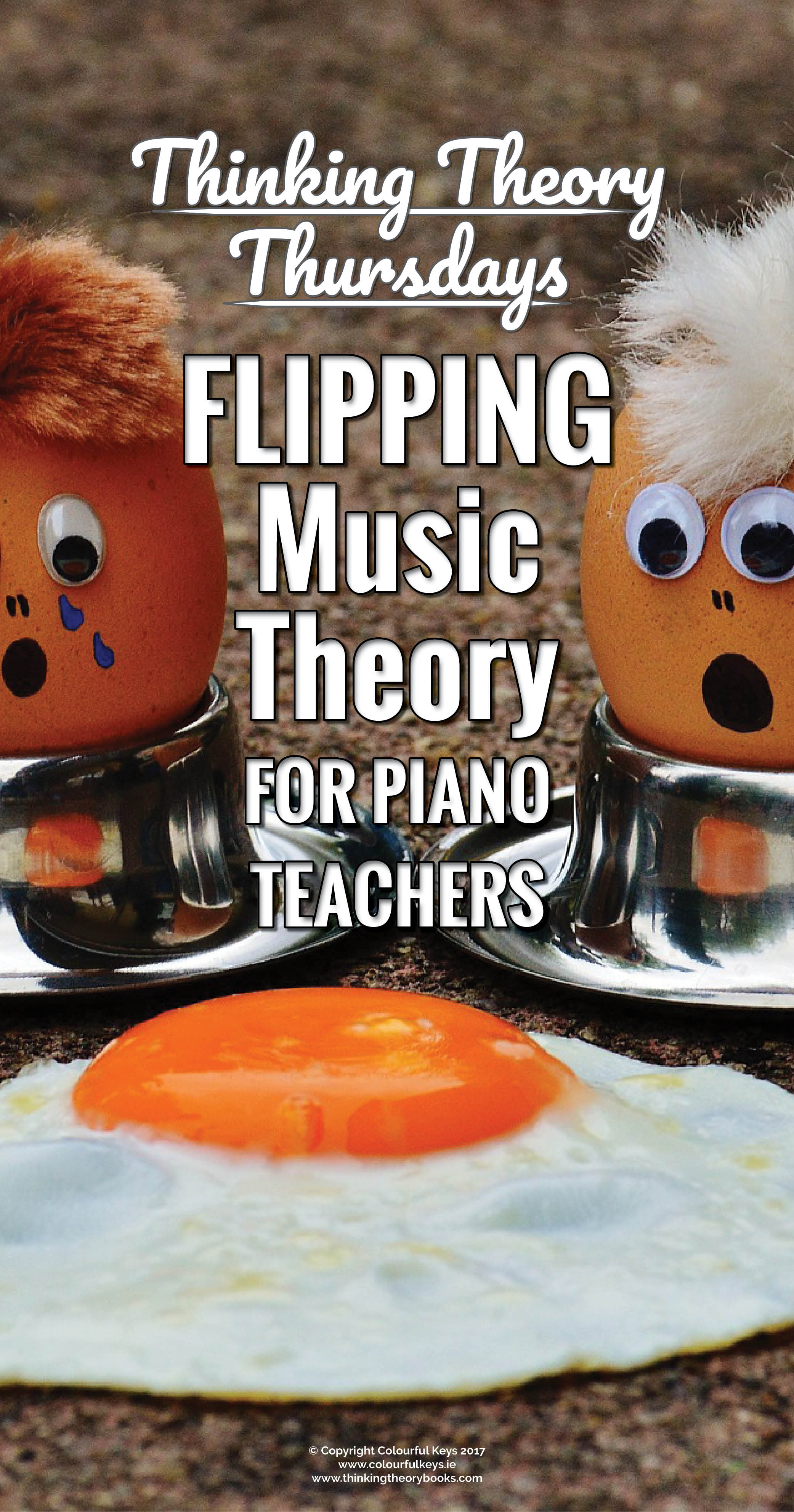 Flipping music theory for piano teachers and freeing up lesson time.