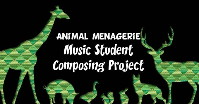 A Music Composing Project for All Levels of Piano Students