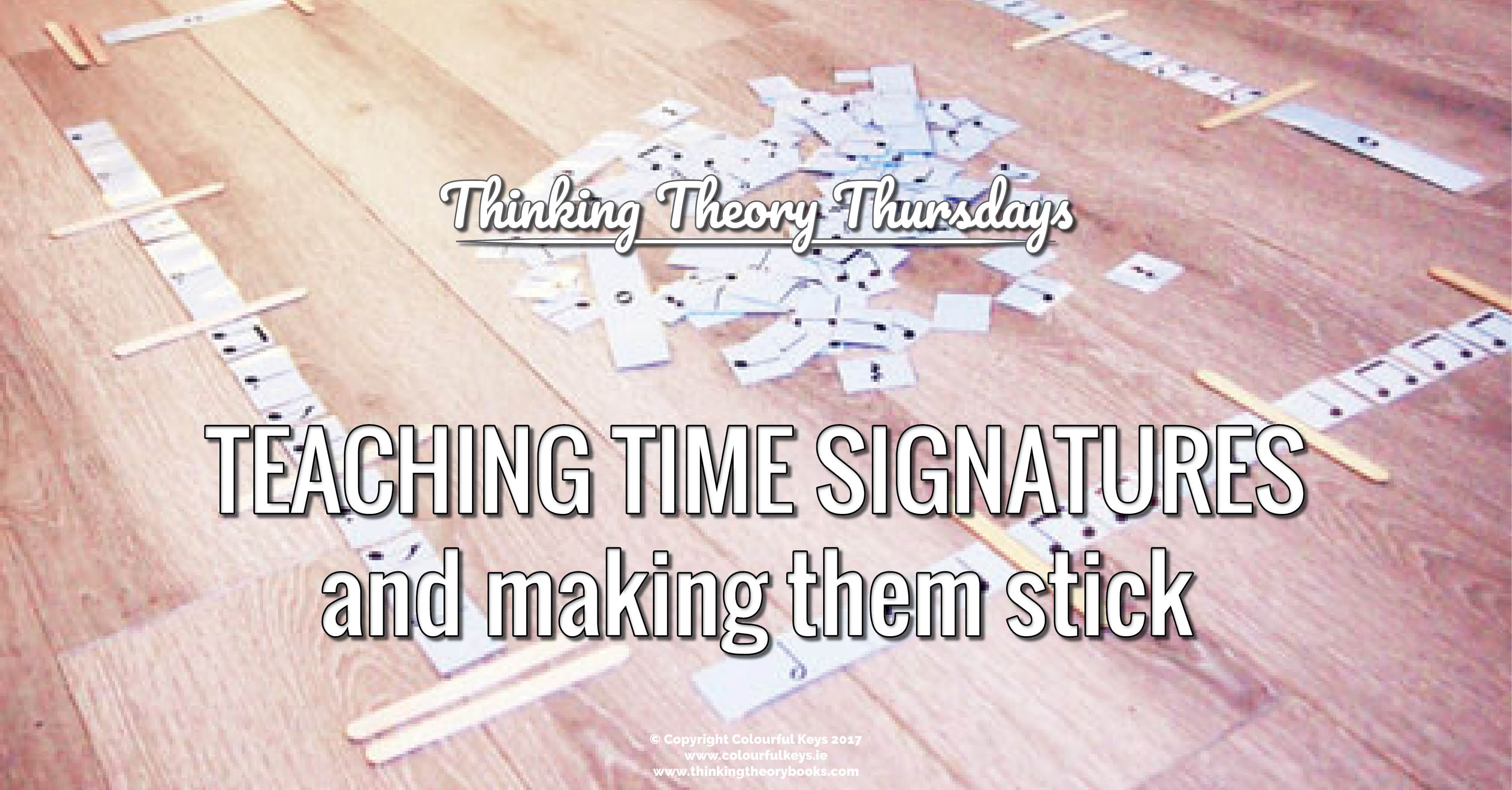 How to teach time signatures the fun way