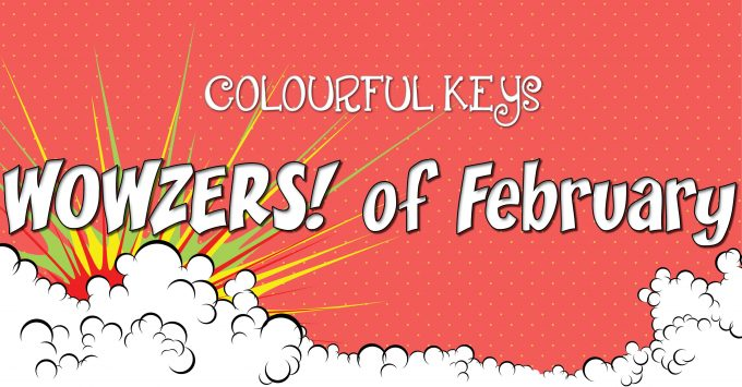 February WOWZERS – Summer workshops, surprises and gorgeous beginner repertoire