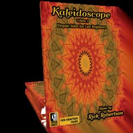 Kaleidoscope by Rick Robertson