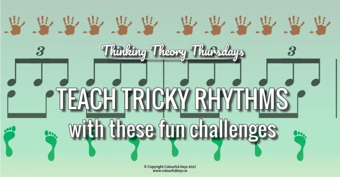 How to Teach Rhythm with Tips, Tricks and Triplet Challenges
