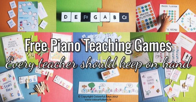 Top 9 Absolutely Essential Free Piano Teaching Games