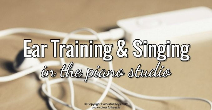 4 Awesome Uses for Singing in the Piano Studio