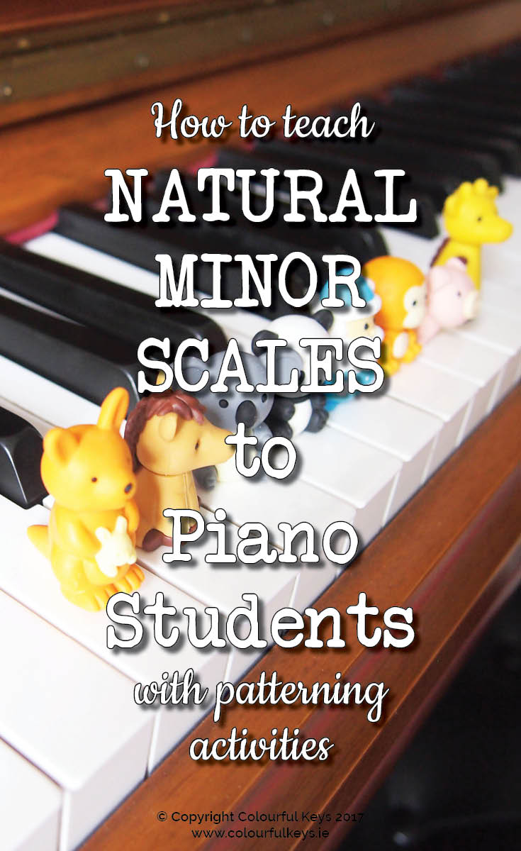 How to Teach Natural Minor Scales with the Switcheroo