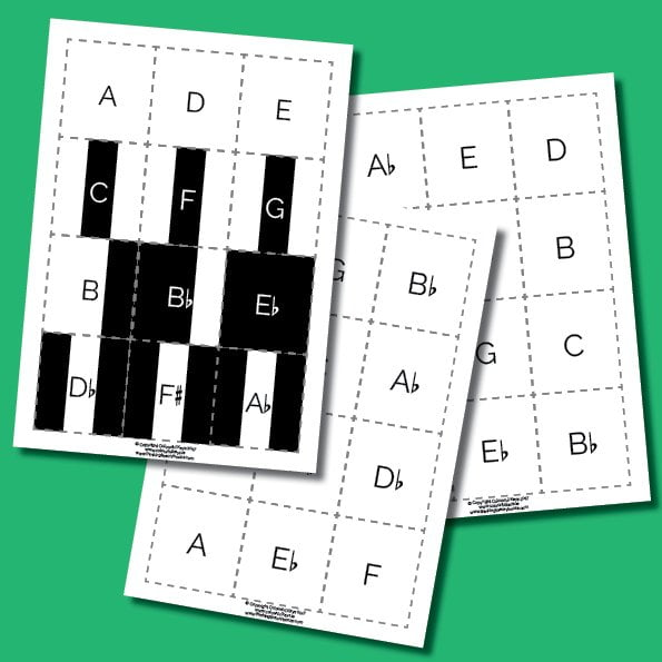 Teach Minor Chords To Piano Student With Powerful Patterning Activities