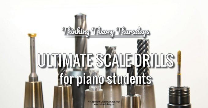 Supreme Scale Drills (and Introducing the B Flat Major Scale)