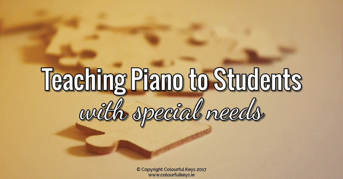 An Easy Visual Aid For Effective Piano Lessons
