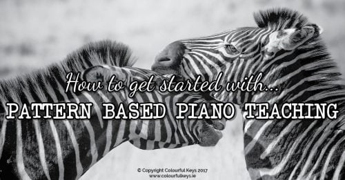 What you need to know to teach piano by rote