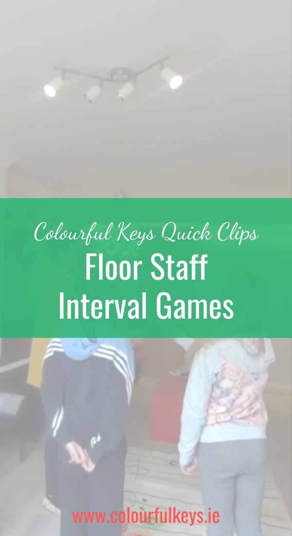 CKQC007_ Teaching intervals on the floor staff Pinterest