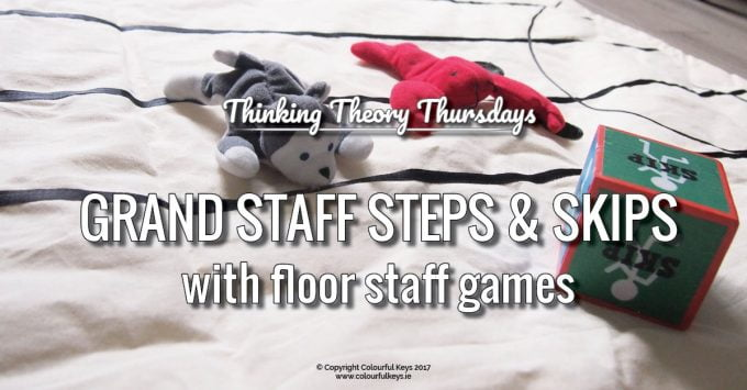 Floor Staff Games for Stepping and Skipping Success