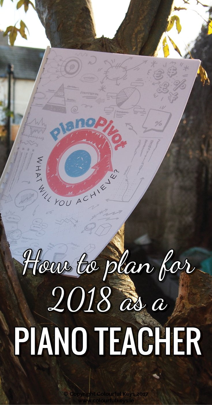 Tips for piano teacher planning to keep the balance