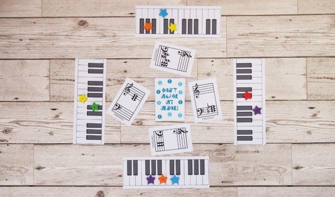 chord game