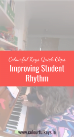CKQC015_ Playing side by side to improve piano student rhythm Pinterest 2