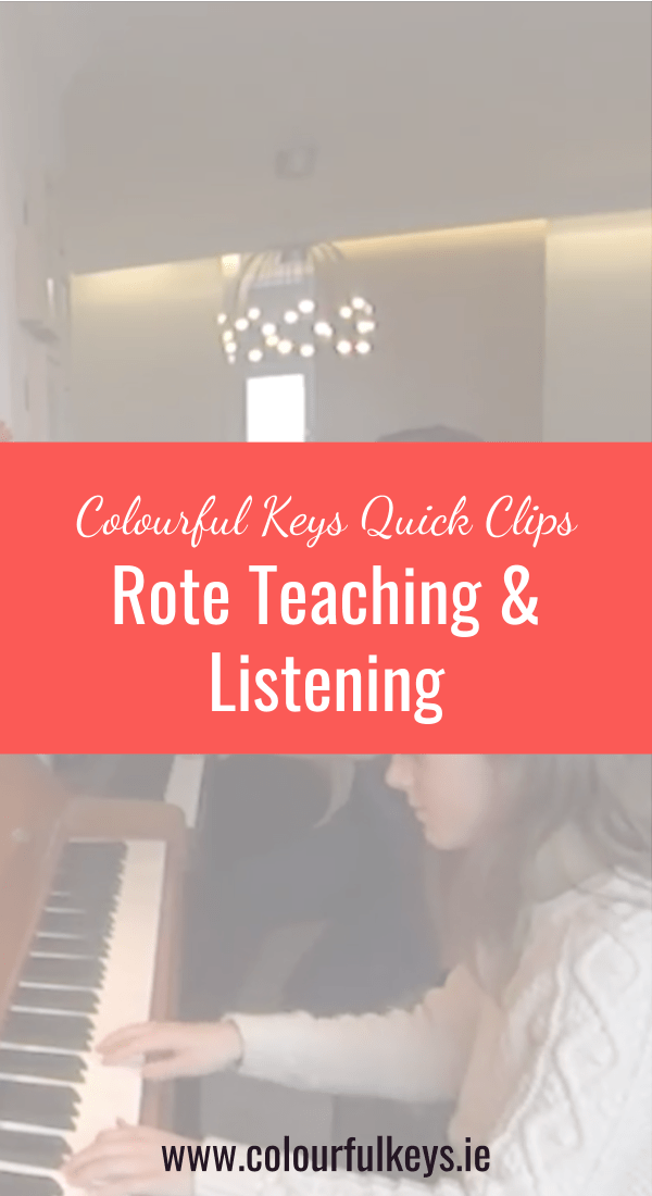 CKQC017_ Learning through listening with the rote piece 'Dragon Dance' Pinterest 2