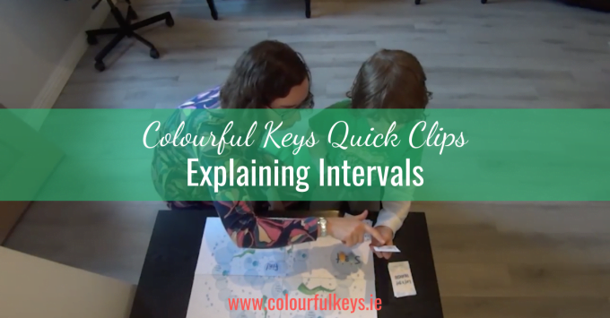 CKQC019_ How I explain intervals and how I use my games lending library blog post