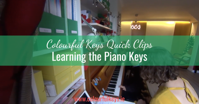 CKQC022_ Learning piano keys with the CDE and FGAB songs from Piano Safari blog post