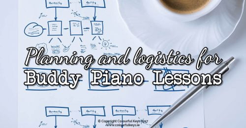 How to Plan and Introduce Buddy Lessons in Your Studio2