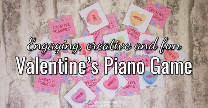 A Valentine's Treat: Create Curious Students with Creative Candies