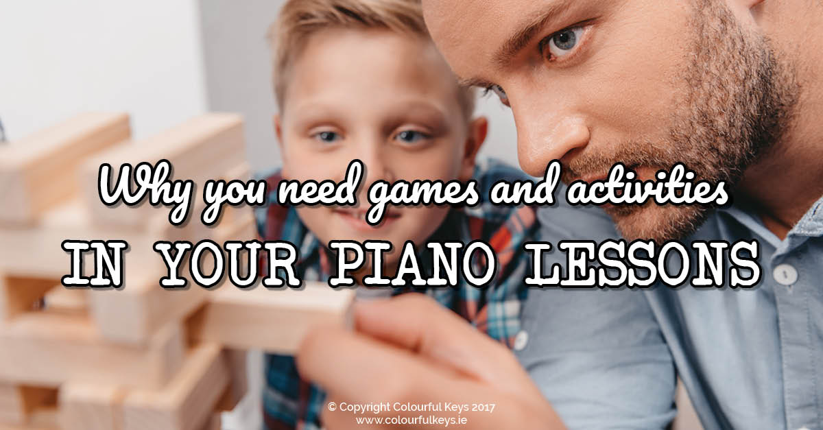 """Gamifying Music Instruction Part 1 Why """"FUN"""" is Not a Dirty Word."""
