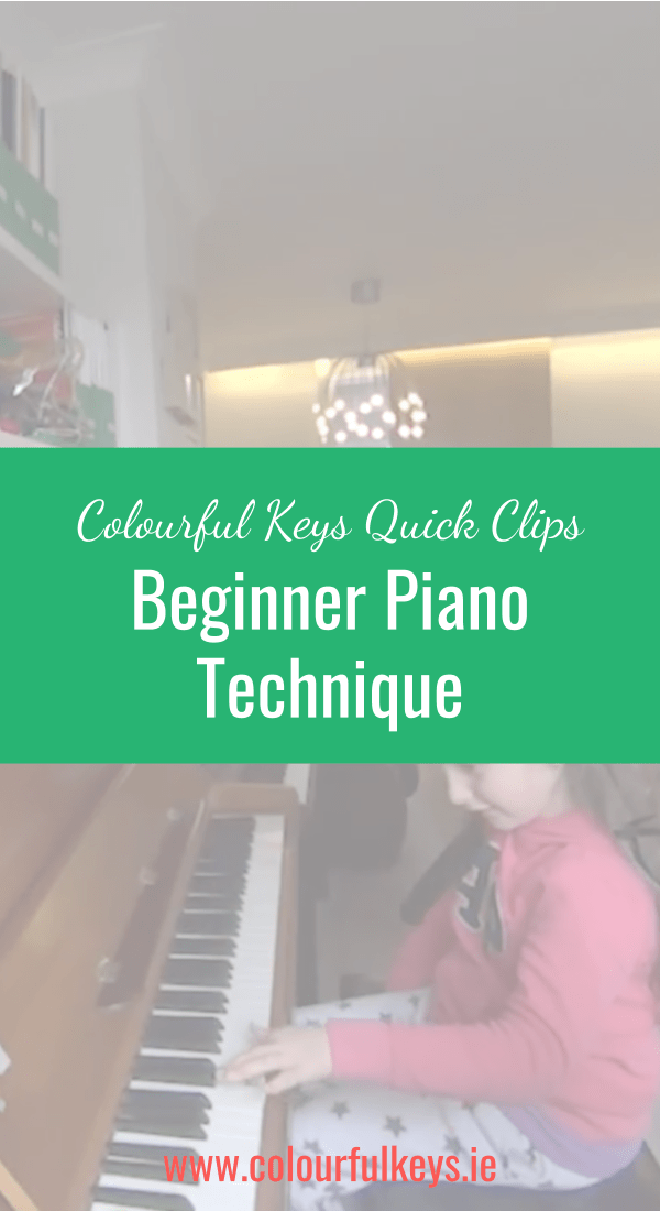 CKQC023_ Beginner piano technique with zebra taps and lion paws Blog Post Image Template Pinterest-2