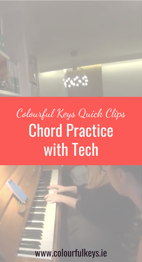 CKQC024_ Major chord practice with the iReal Pro app Blog Post Image Template Pinterest 2