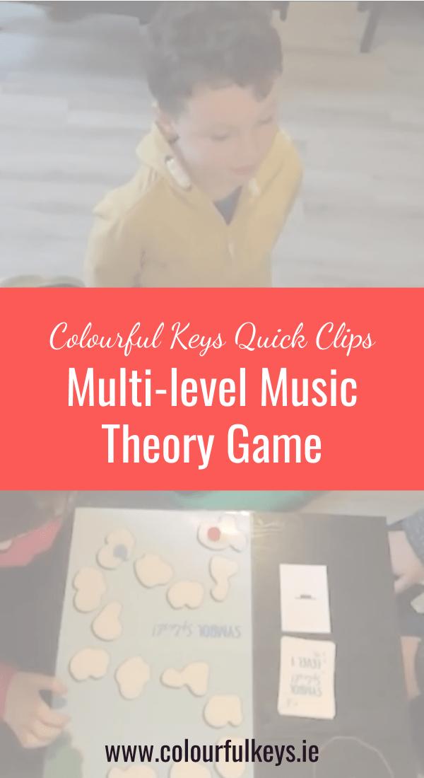 CKQC025_ 'Symbol Splash' music theory game for multi-level students Blog Post Image Template Pinterest 2