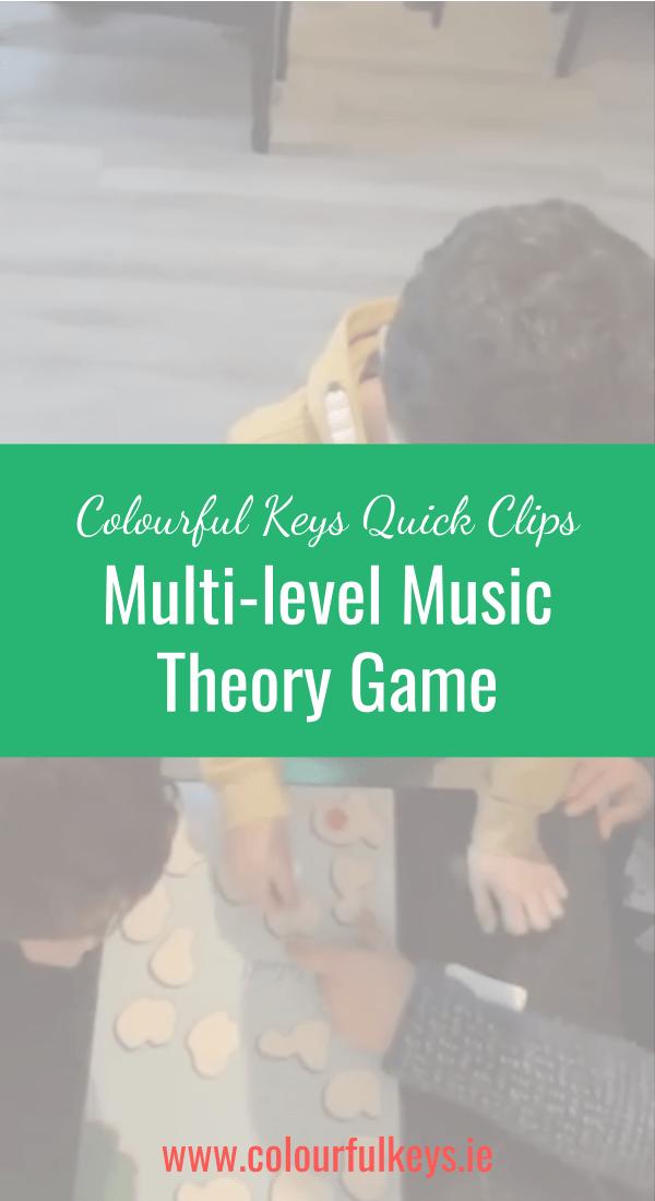 CKQC025_ 'Symbol Splash' music theory game for multi-level students Blog Post Image Template Pinterest